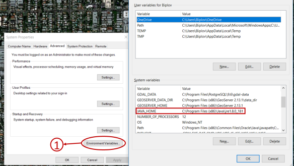 Fix to GeoServer not starting after Java Update - The Geo